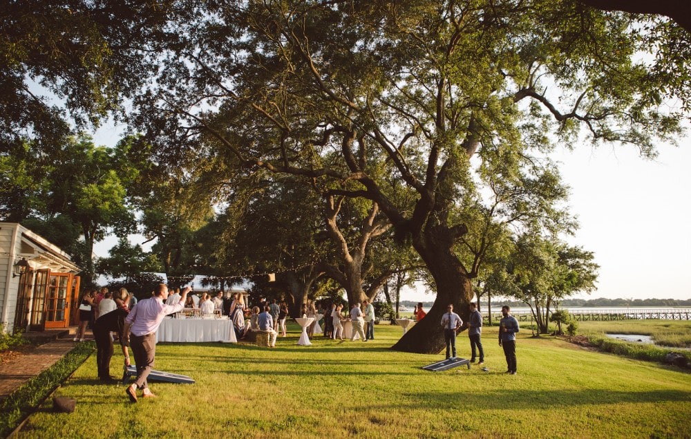 river house charleston, lowndes grove plantation, charleston wedding venue