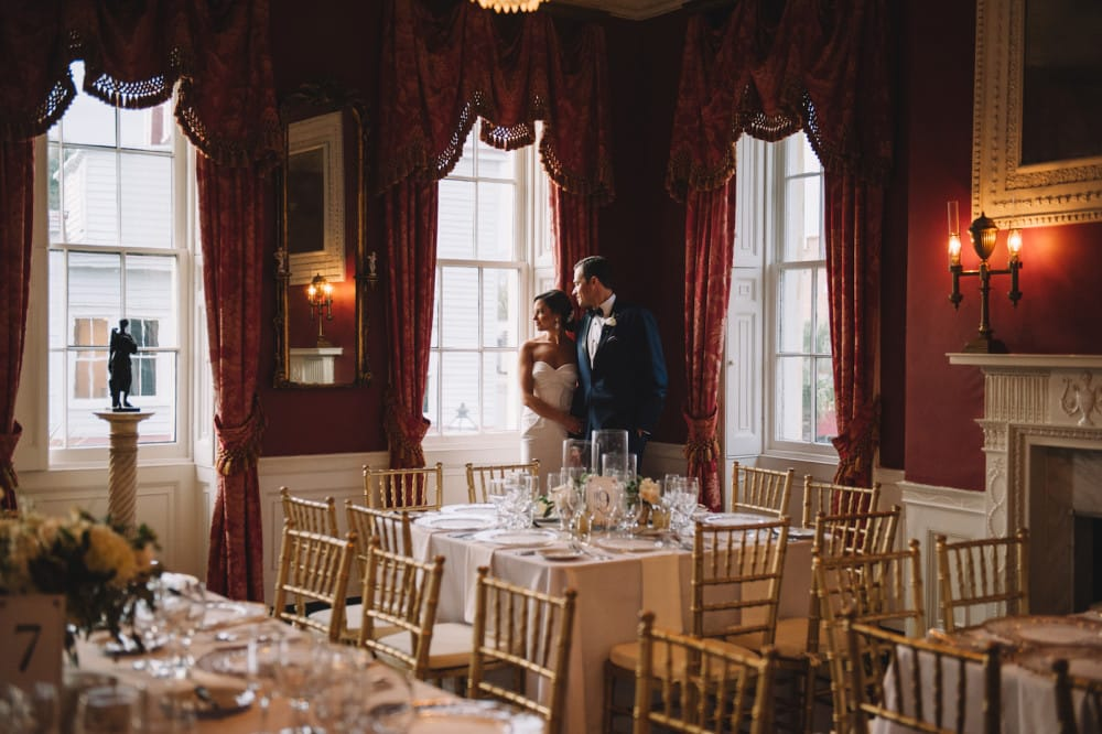 William Aiken House Charleston South Carolina Wedding