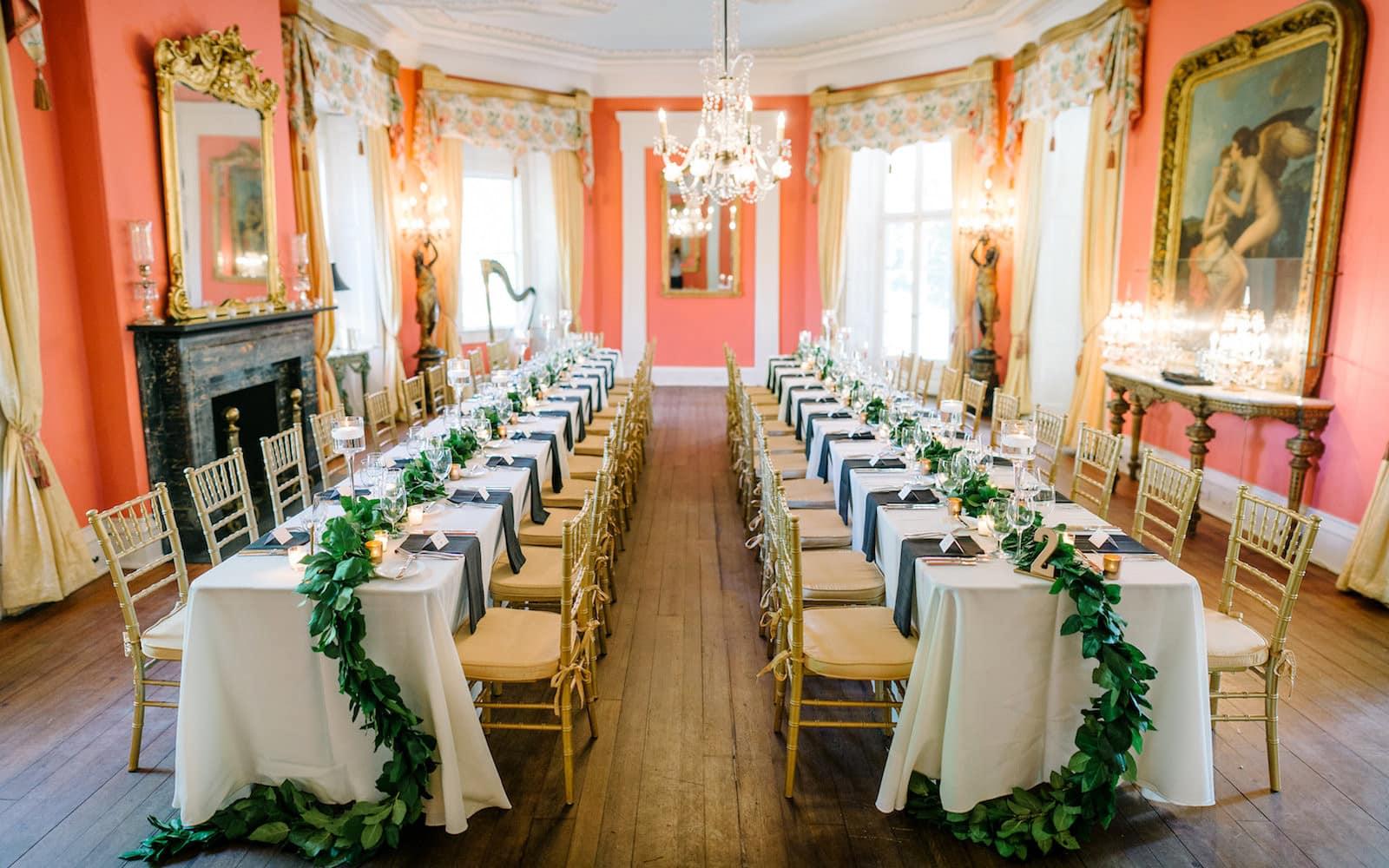 Haus wedding
