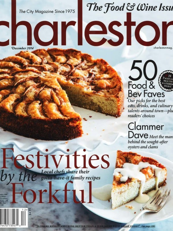 Charleston Magazine: Spotlight on Jessica