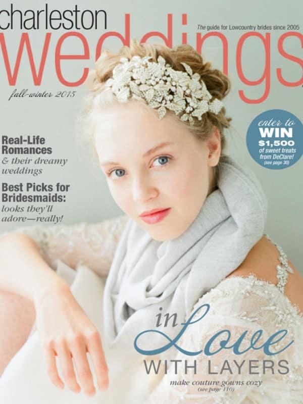 Charleston Weddings: Rustic Done Right