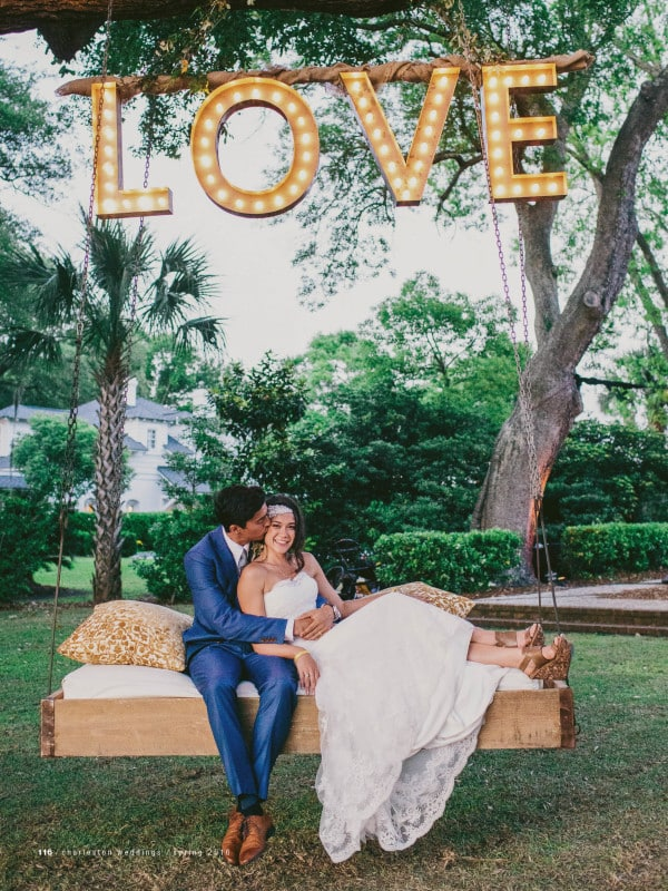 Charleston Weddings Spring 2016 – Wong – Shah
