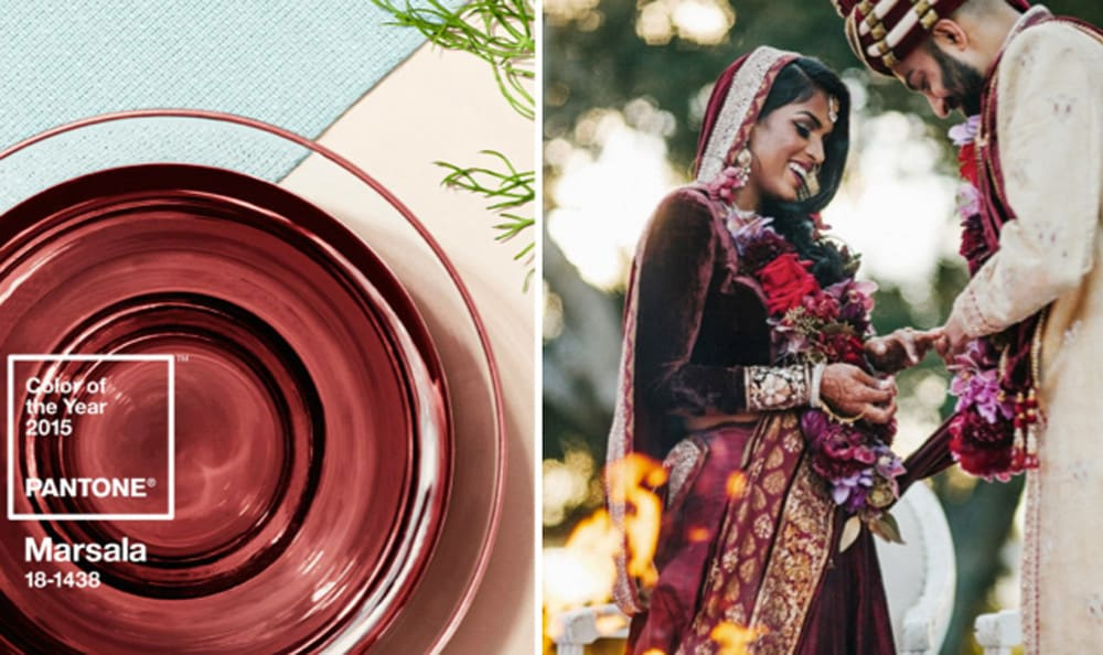 Will 2015's New It Shade Color Your Big Day?