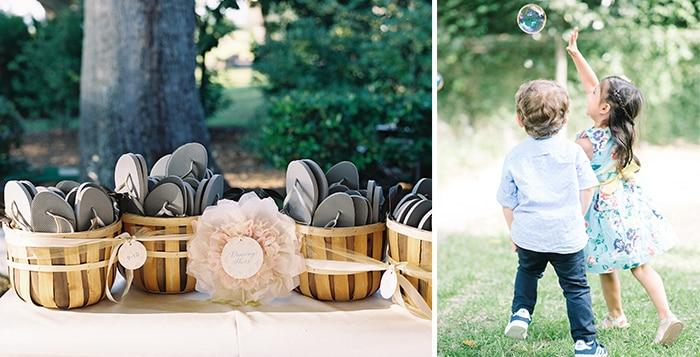 Summer Wedding Tips from PPHG Events | Charleston SC | Left: Virgil Bunao; Right: Aaron + Jillian