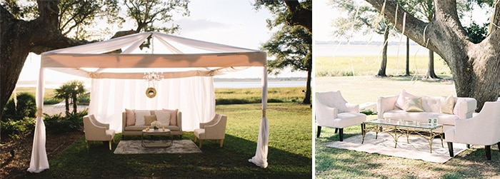 Tips for Summer Weddings from PPHG Events   Charleston SC   Photos by Virgil Bunao