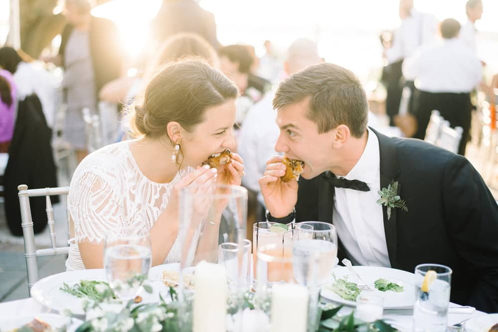 Just In Time For Father's Day: Manly Menu Ideas For The Gents In Your Wedding Crowd