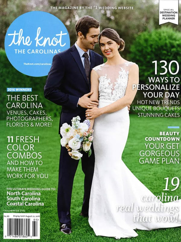 The Knot Carolinas Fall/Winter 2016