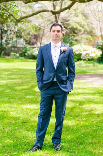 Spring wedding at Lowndes Grove Plantation in Charleston, South Carolina | March wedding inspiration | Photo by Dana Cubbage Weddings