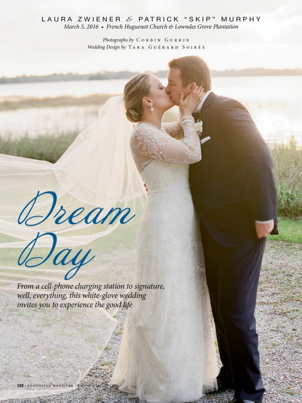 Charleston Weddings Feature 2