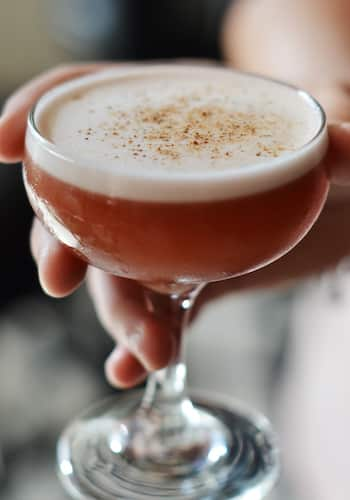 Winter weather cocktails to warm up your holiday event from PPHG | Fish Restaurant in Charleston, South Carolina