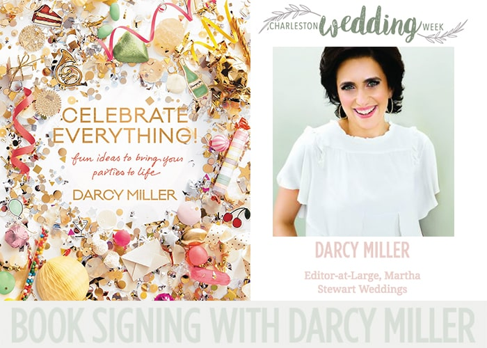 Charleston Wedding Week Darcy Miller Book
