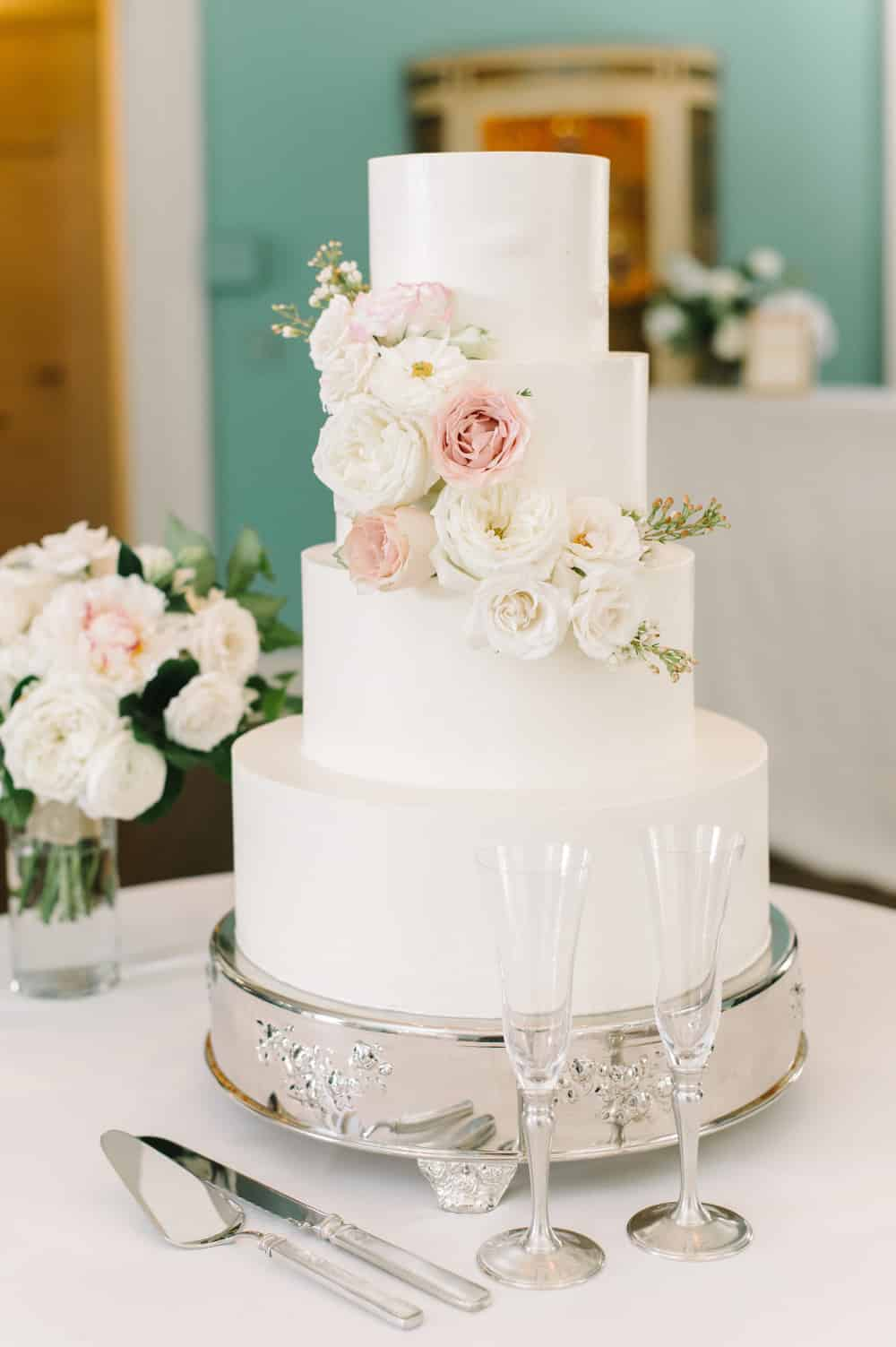Wedding Cakes Charleston Sc