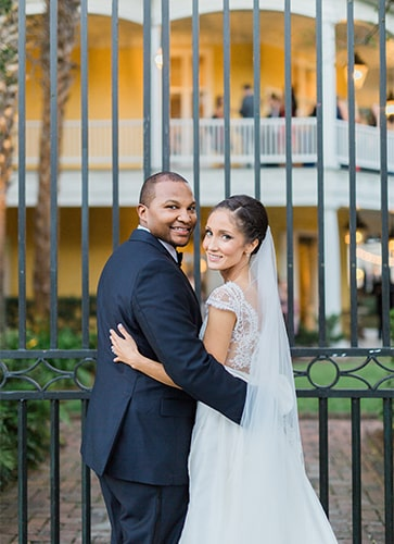 Destination Weddings in Charleston South Carolina