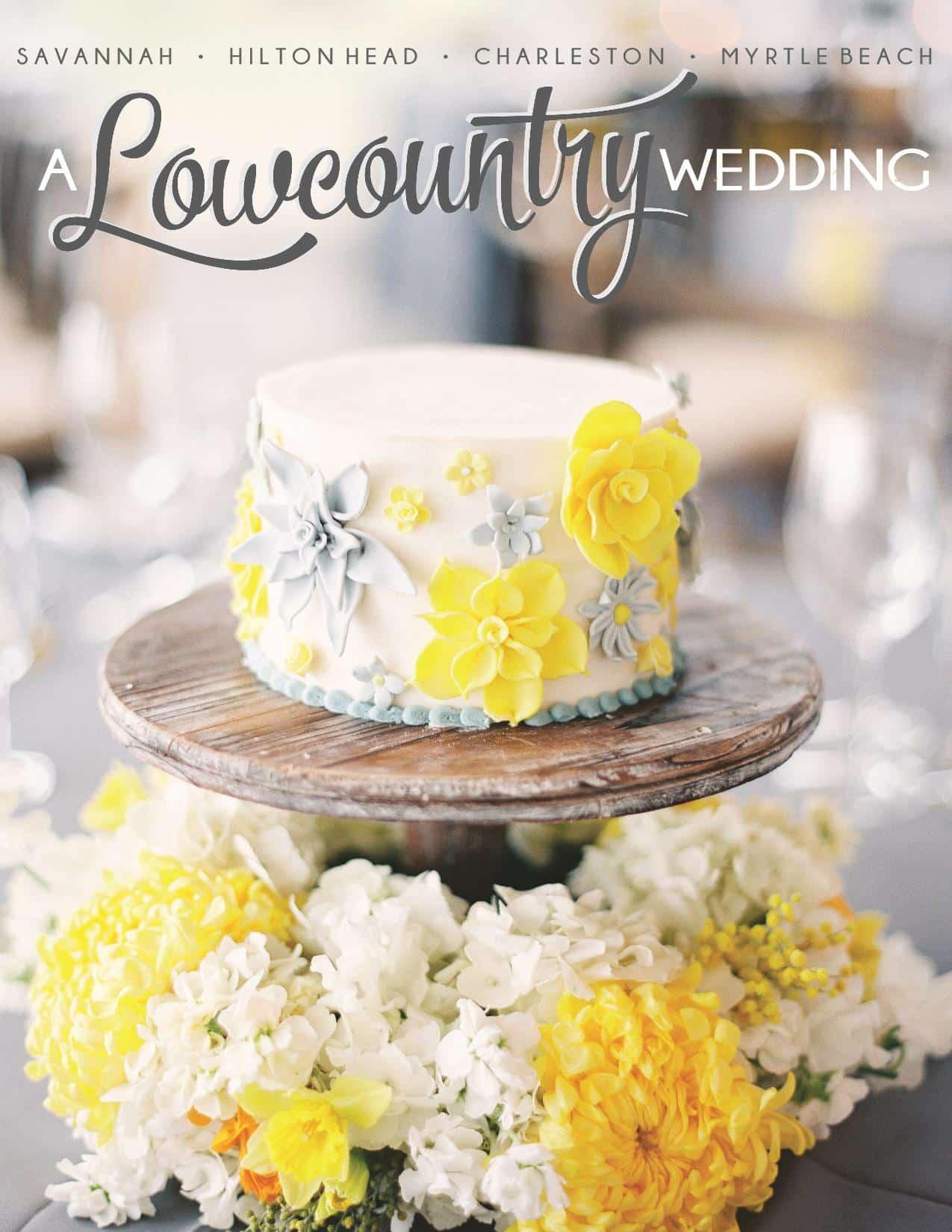 A Lowcountry Wedding: Callie & Gary/Janice & Mark - Patrick ...