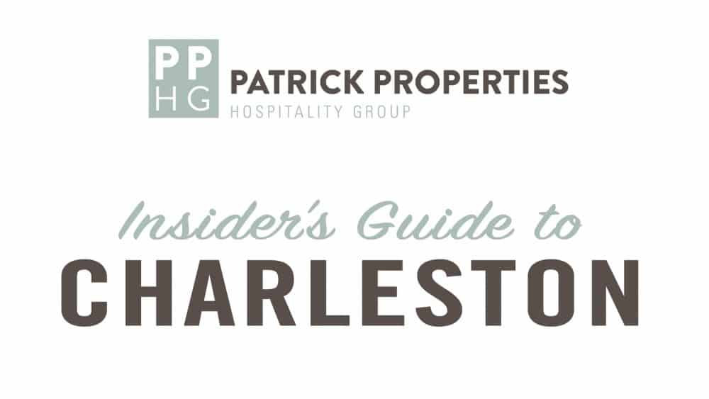Insider's Guide to Charleston