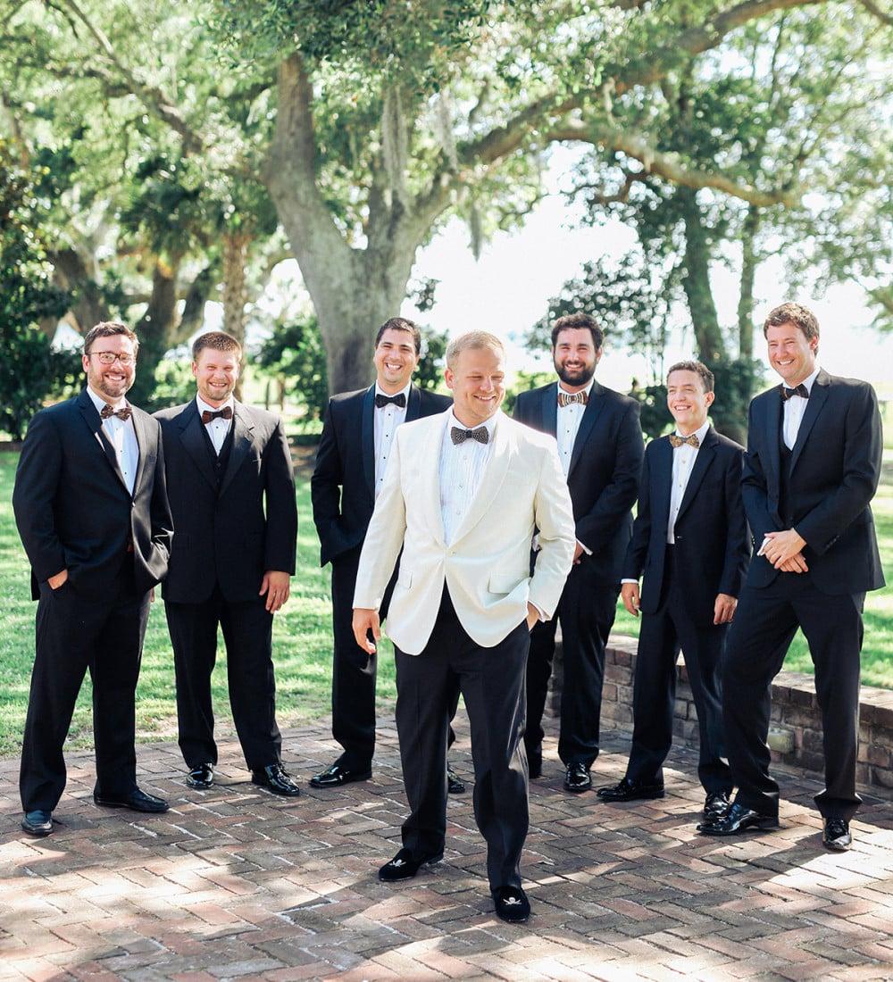 The Gentlemen's Wedding Style Handbook