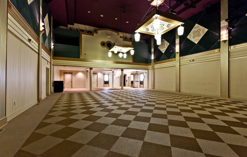 American Theater Ballroom Charleston