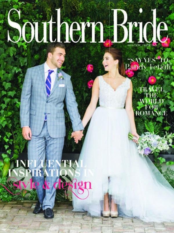 Southern Bride: Jackie + Branson