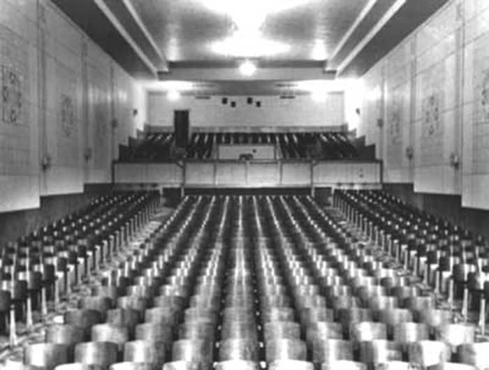 The American Theater: Preserving 71 Years of History