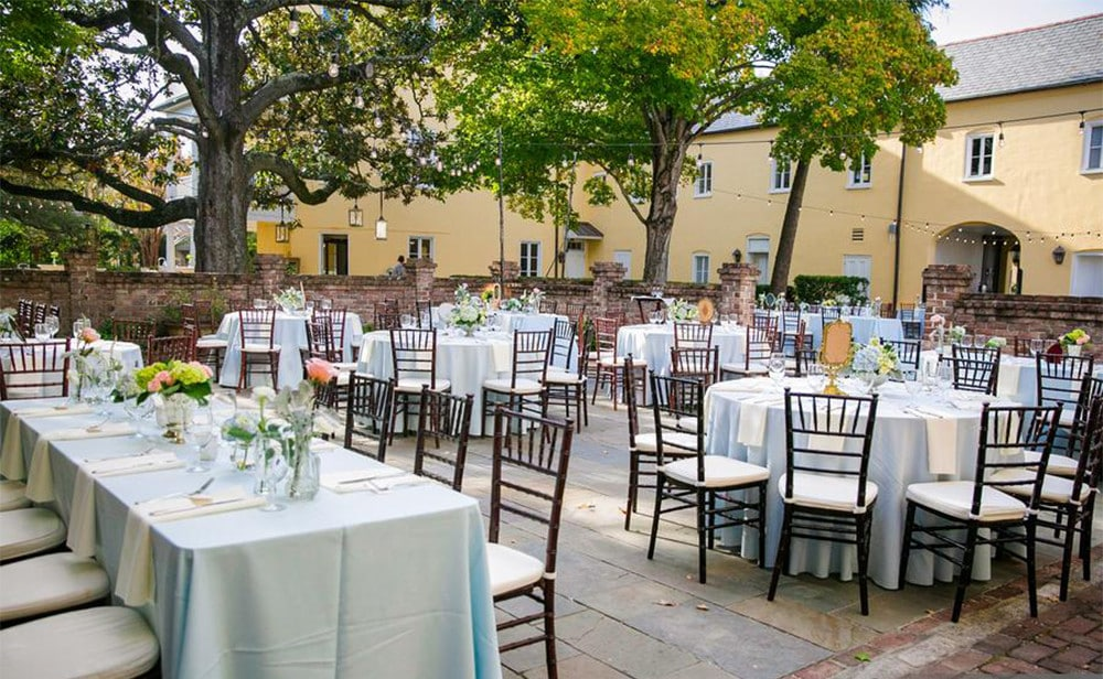8fcbe34bc4 Real Wedding Inspiration  A Sunny Outdoor Soiree