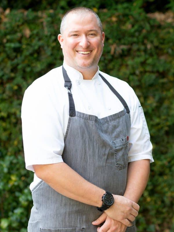 Chef Peden Rucker