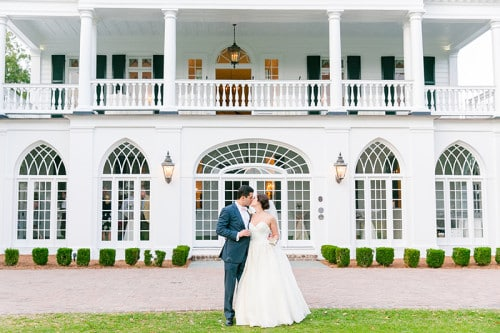 Gabby & Pedro's wedding at historic Lowndes Grove Plantation | Outdoor March wedding in Charleston, South Carolina | Photos by Dana Cubbage Weddings