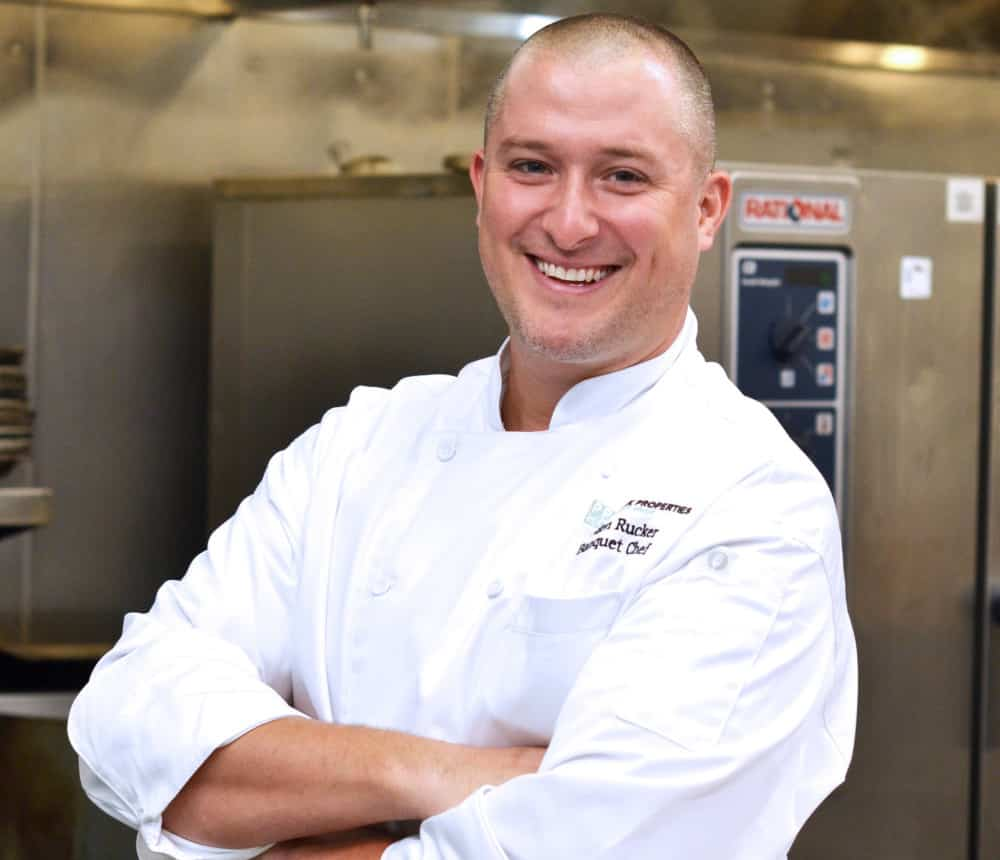 Meet PPHG's New Banquet Chef Peden Rucker