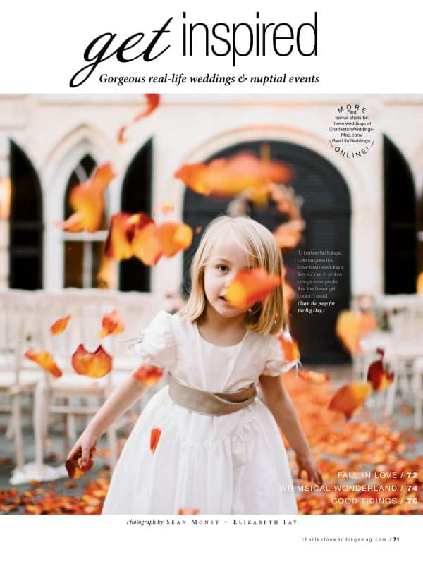 Charleston Weddings Feature 1