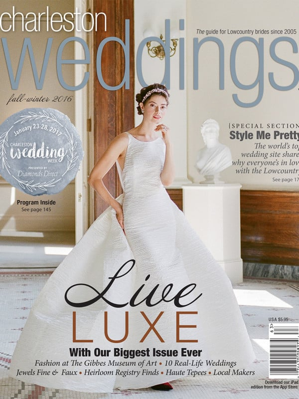 Charleston Weddings Feature 3