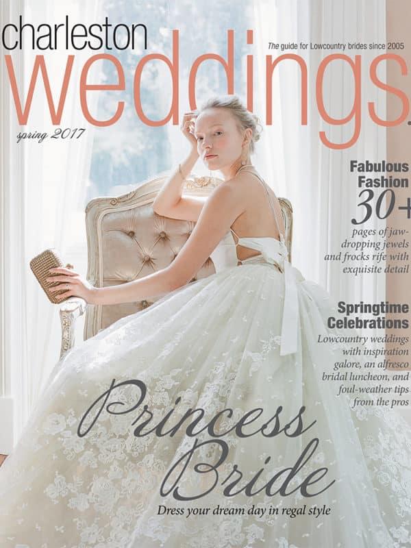 Charleston Weddings Spring 2017
