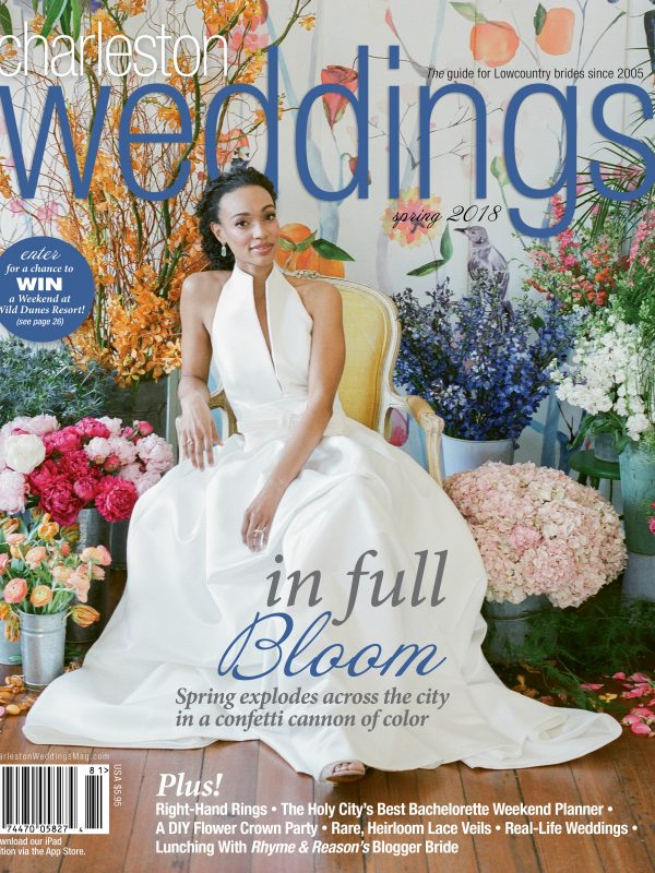 Charleston Weddings Magazine (Spring 2018)