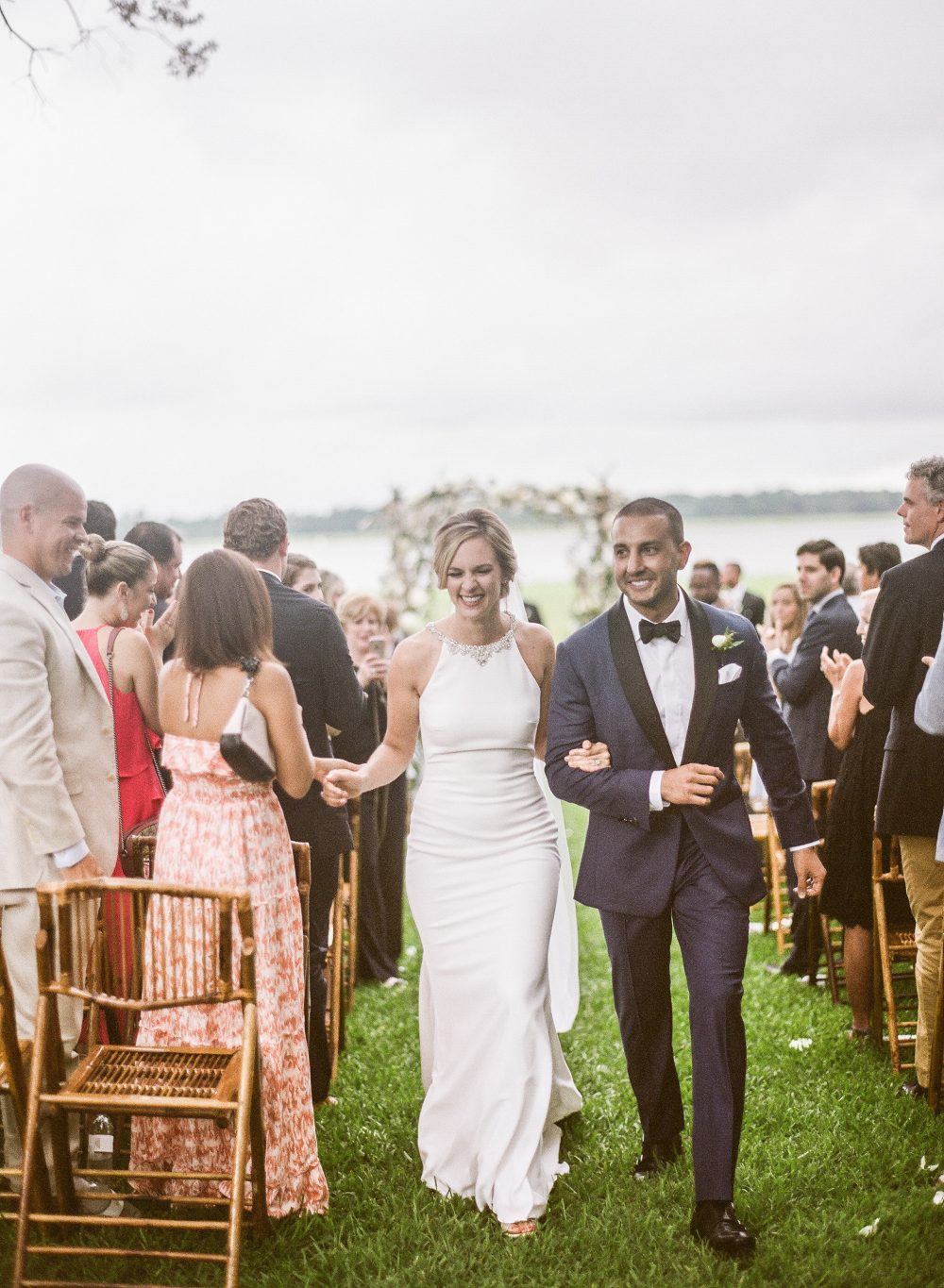 Kitt & Walid - Lowndes Grove Wedding