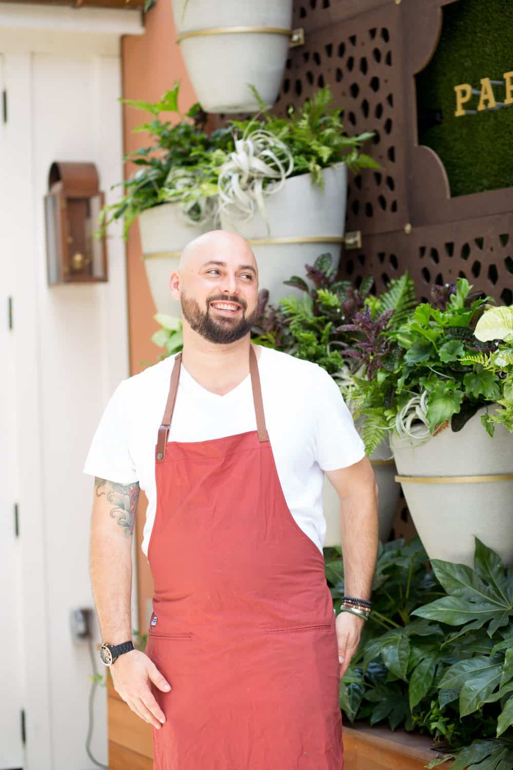 EMPLOYEE SPOTLIGHT: SHAUN BRIAN SELLS – Parcel 32 Executive Chef
