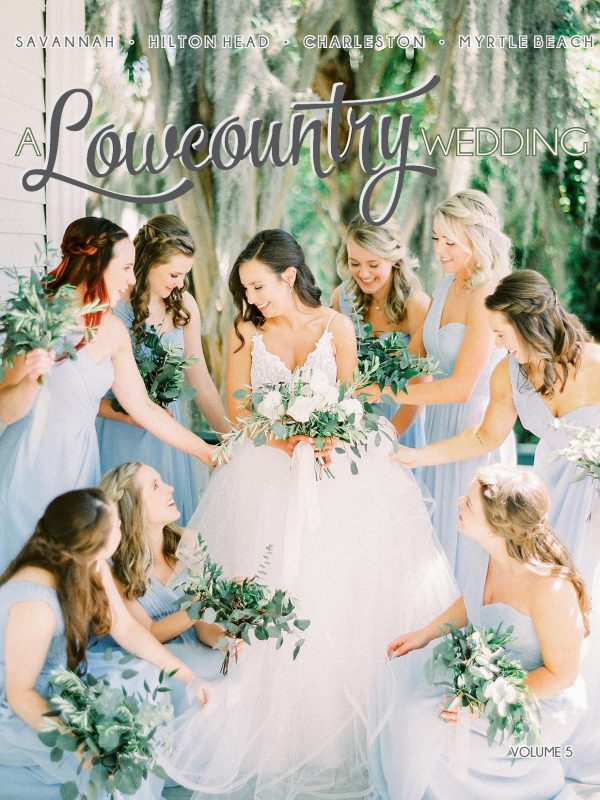A Lowcountry Wedding: Volume 5