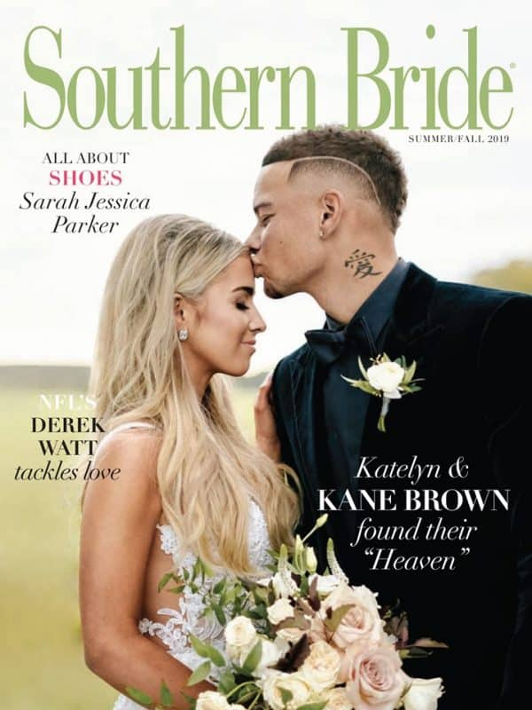 Southern Bride Summer-Fall 2019