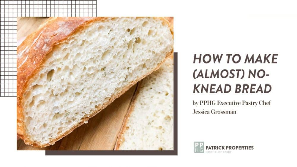 How To Make PPHG (Almost) No-Knead Bread!