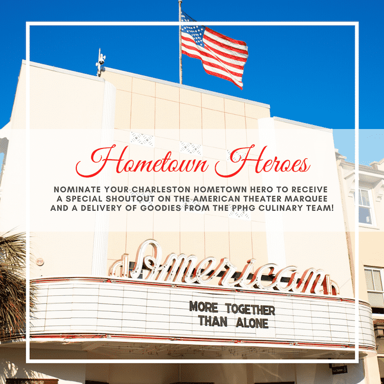 Nominate Your Charleston Hometown Hero!