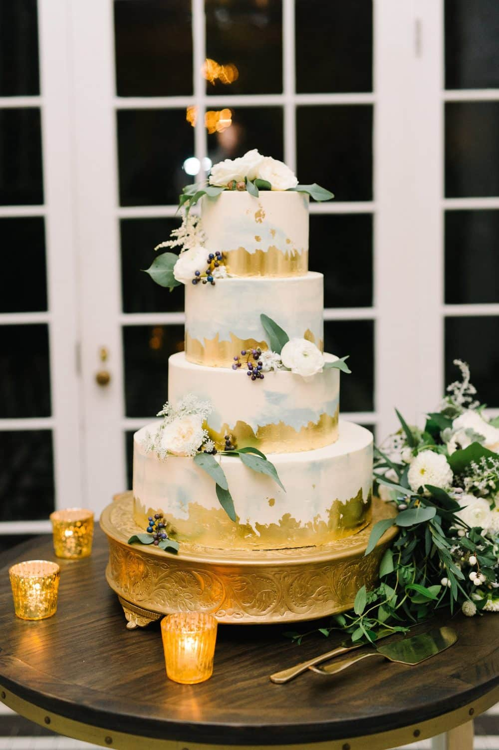"Wedding Cake Wednesday – ""The Mallory"""