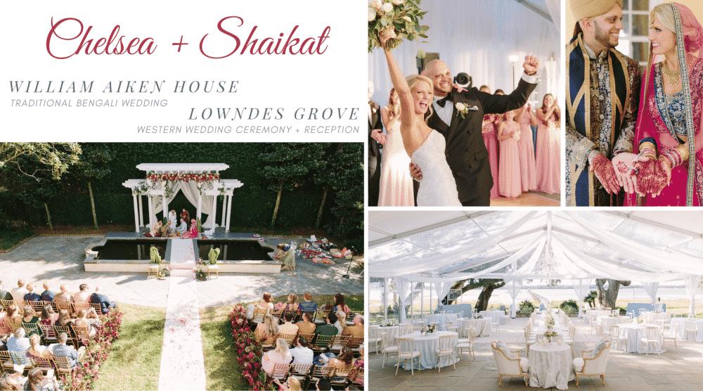 Chelsea + Shaikat's October Wedding Weekend with PPHG